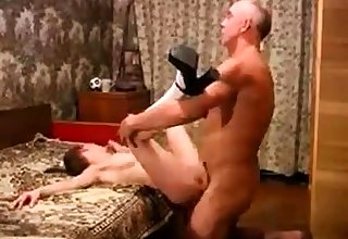 Teen fucked at the end of one's tether senior baffle